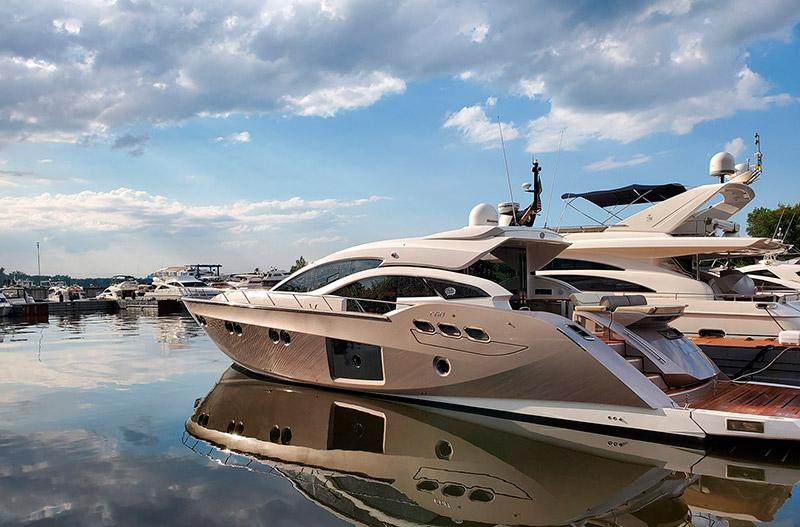 Яхт-клуб «Маячок»